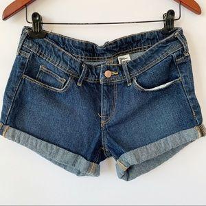 Pants - denim shorts size 38🦋🦋🦋